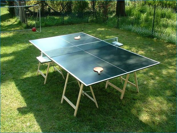 pourquoi choisir la table de ping pong sunflex sport aquitaine. Black Bedroom Furniture Sets. Home Design Ideas
