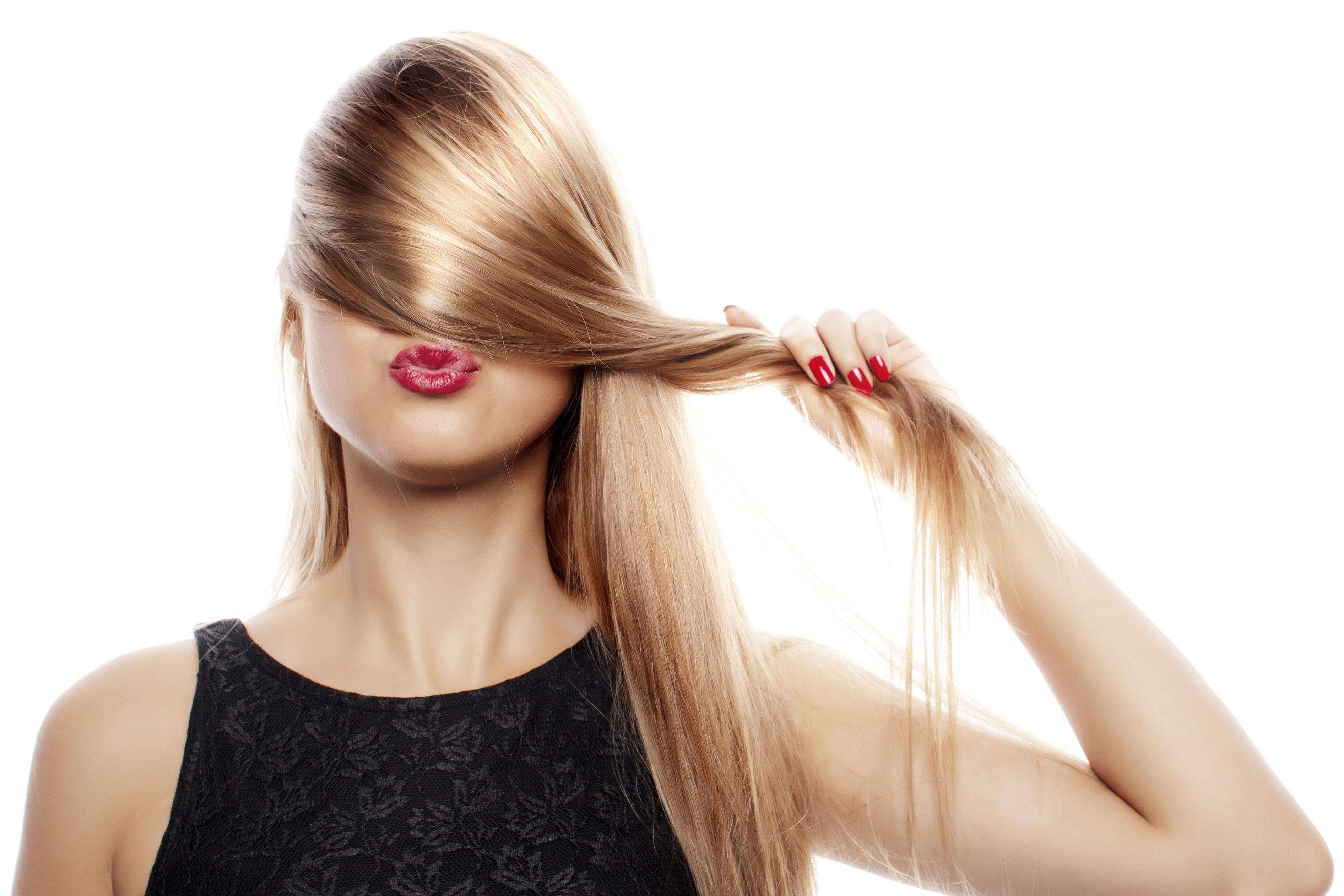 cheveux lisse choix