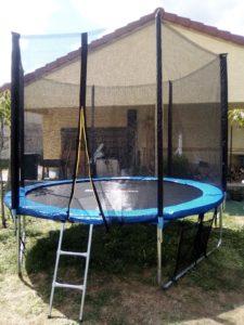trampoline astuces
