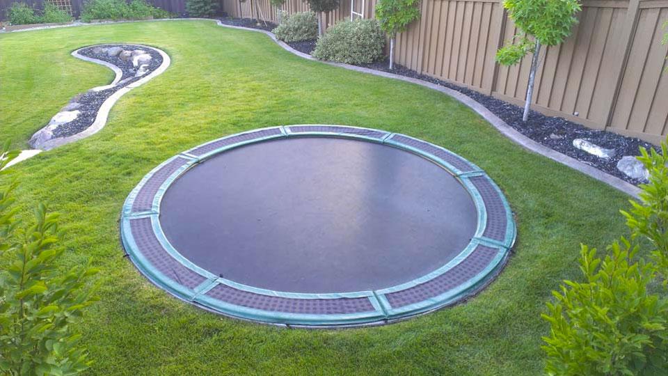 trampoline prix