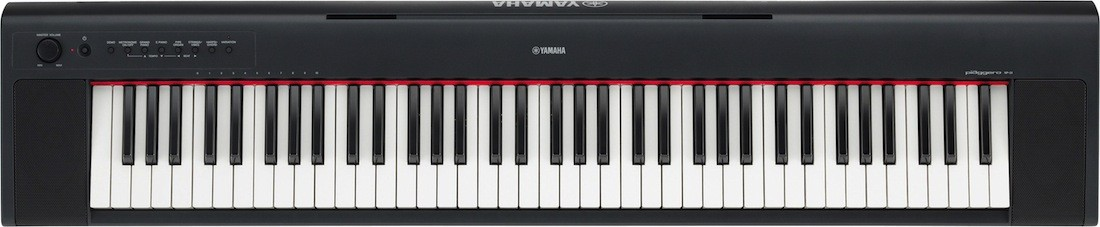 piano numerique yamaha np31 guide