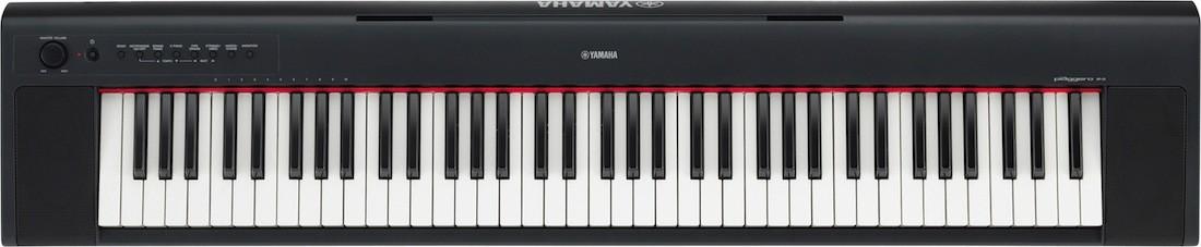 piano numerique yamaha np31 guide