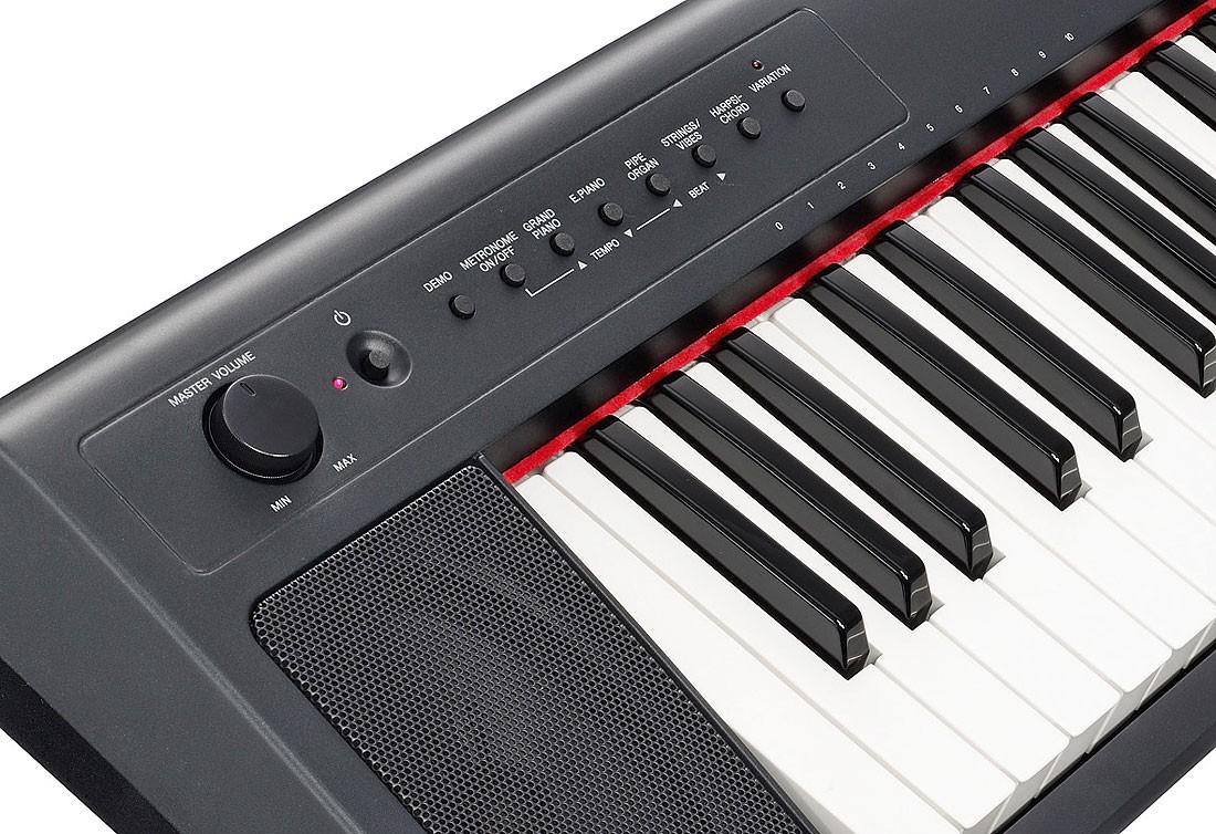 piano numerique yamaha np31 test