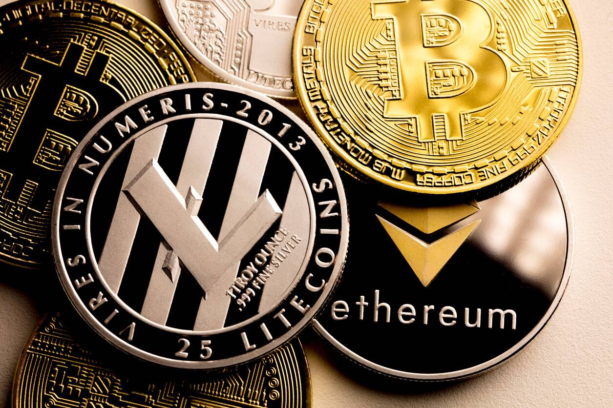 crypto modeles