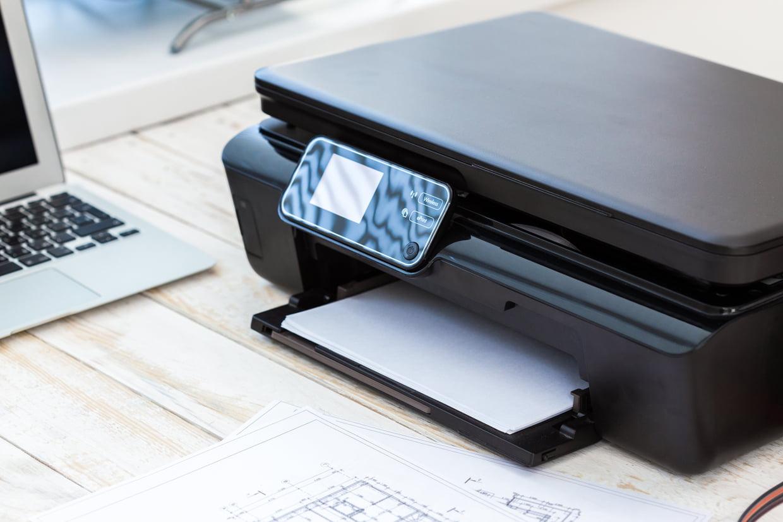 imprimante test